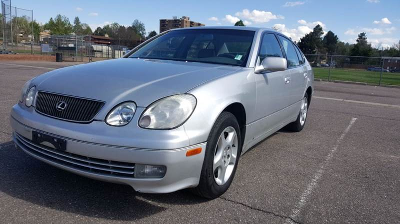 1999 Lexus GS 300 4dr Sedan - Glendale CO