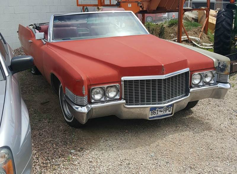 1970 Cadillac Deville In GLENDALE CO - The Car Guy