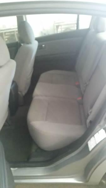 2011 Nissan Sentra 2.0 4dr Sedan CVT - Glendale CO