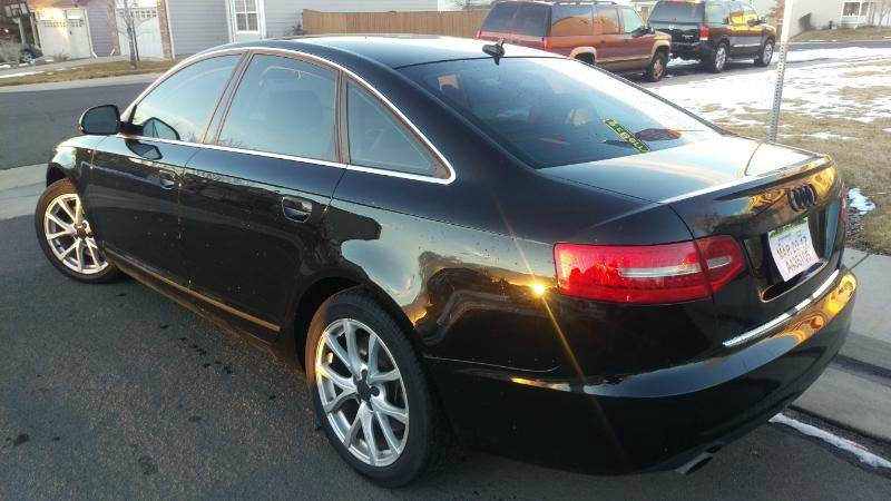 2009 Audi A6 AWD 3.0T quattro Premium Plus 4dr Sedan - Glendale CO