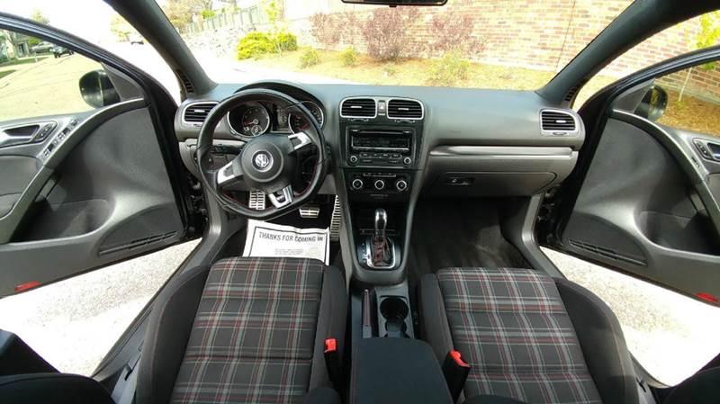 2013 Volkswagen GTI PZEV 4dr Hatchback 6A - Glendale CO