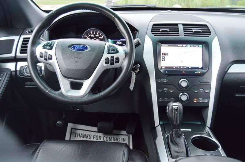 2013 Ford Explorer AWD XLT 4dr SUV - Glendale CO