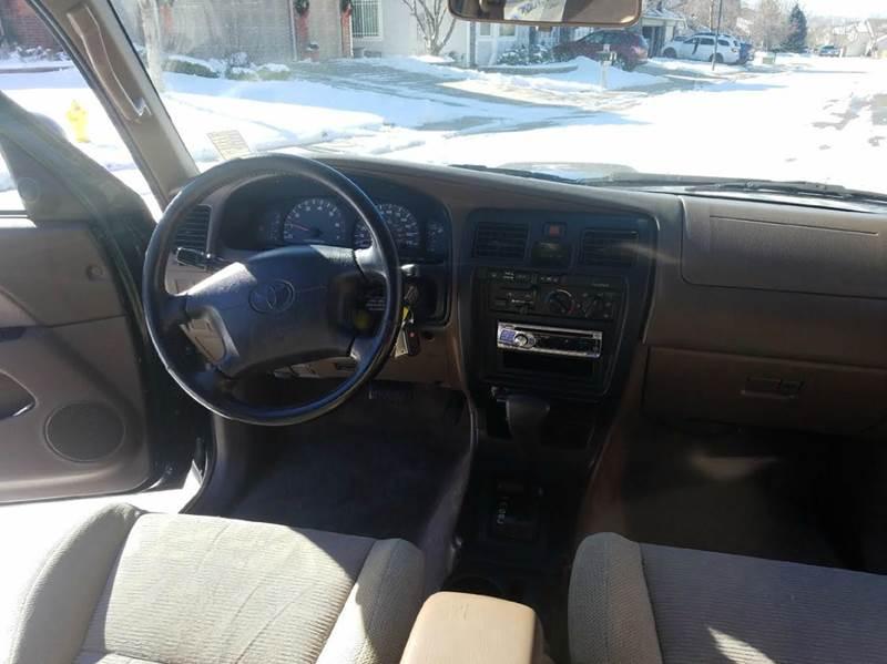2000 Toyota 4Runner SR5 4dr SUV - Glendale CO