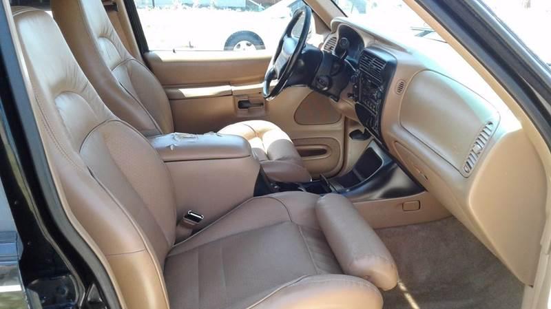 1996 Ford Explorer 4dr XLT 4WD SUV - Glendale CO