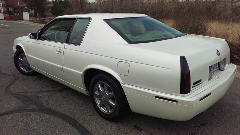 2000 Cadillac Eldorado ETC 2dr Coupe - Glendale CO