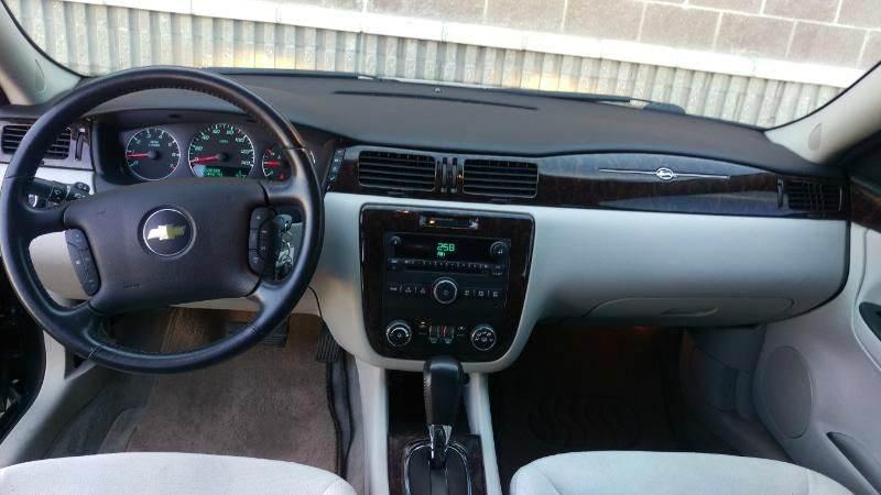 2012 Chevrolet Impala LT Fleet 4dr Sedan - Glendale CO
