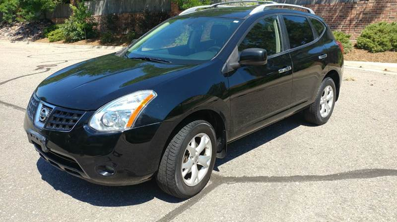 2010 Nissan Rogue AWD SL 4dr Crossover - Glendale CO