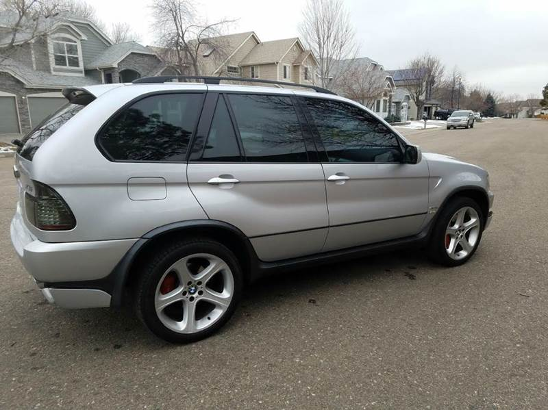 2003 BMW X5 AWD 4.6is 4dr SUV - Glendale CO