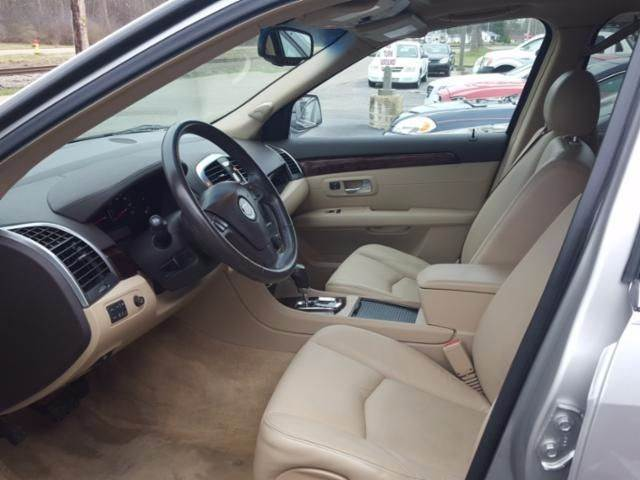 2007 Cadillac SRX AWD V6 4dr SUV ( 3.6 6cyl 5A ) - Glendale CO
