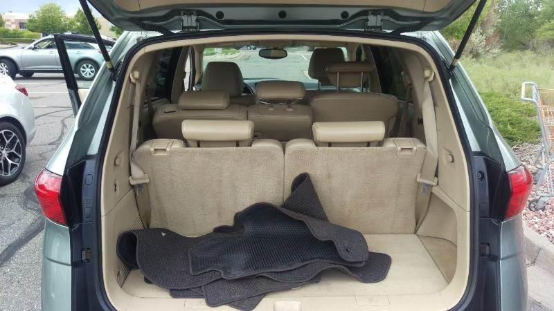 2006 Subaru B9 Tribeca AWD Limited 7-Passenger 4dr SUV w/Navi, Beige Int. w/Nav, Beige Int. - Glendale CO