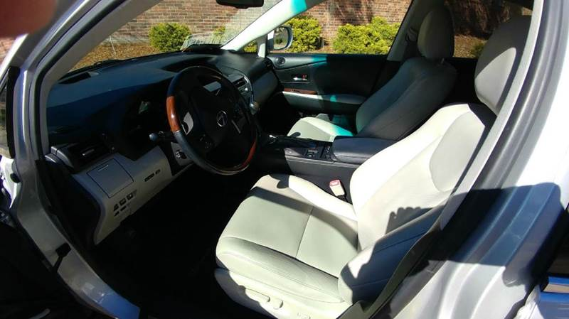 2010 Lexus RX 450h AWD 4dr SUV - Glendale CO