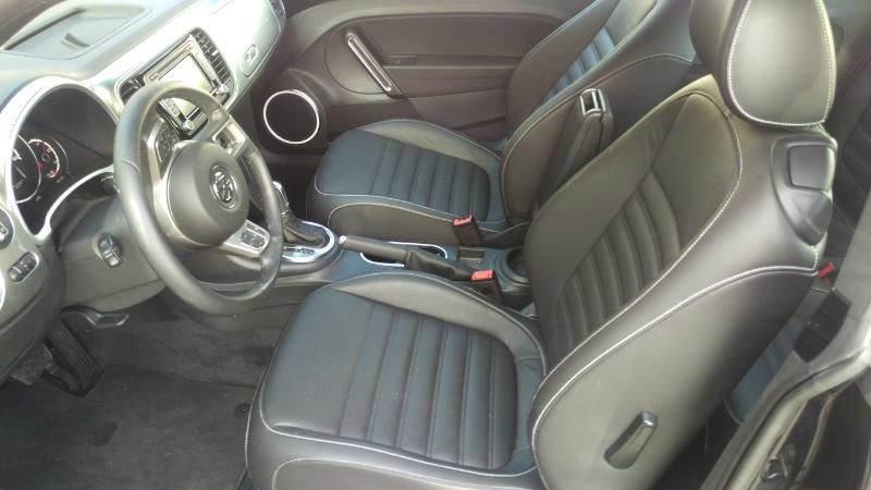 2014 Volkswagen Beetle 1.8T PZEV 2dr Hatchback 6A w/Sunroof, Sound and Navigation - Glendale CO