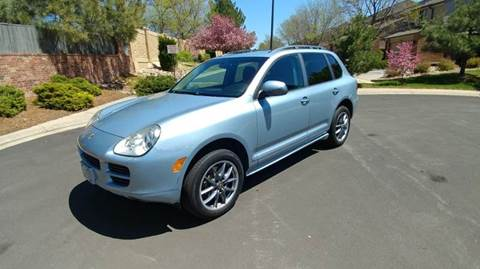 2006 Porsche Cayenne for sale in Glendale, CO