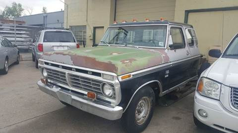 1976 Ford F-250 for sale in Glendale, CO
