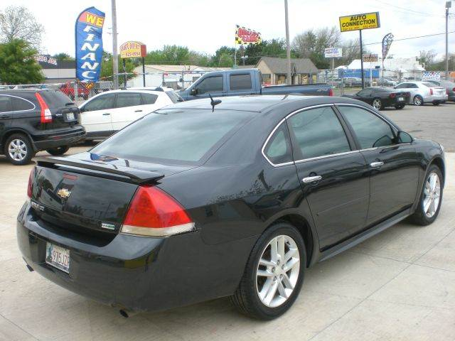 2012 Chevrolet Impala LTZ 4dr Sedan - Oklahoma City OK