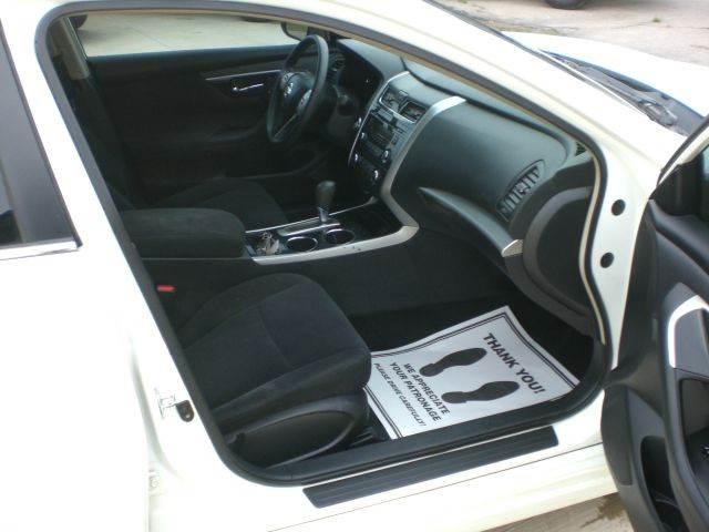 2013 Nissan Altima 2.5 S 4dr Sedan - Oklahoma City OK