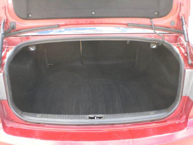 2008 Kia Optima LX 4dr Sedan (2.4L I4 5M) - Oklahoma City OK
