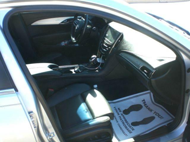 2013 Cadillac ATS 2.0T Premium 4dr Sedan - Oklahoma City OK