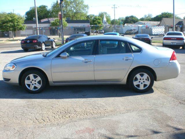 2007 Chevrolet Impala LS 4dr Sedan - Oklahoma City OK