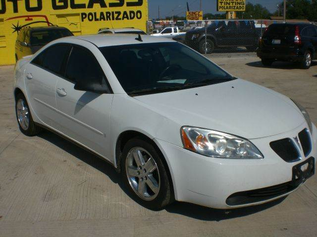 2009 Pontiac G6 GT 4dr Sedan w/1SA - Oklahoma City OK