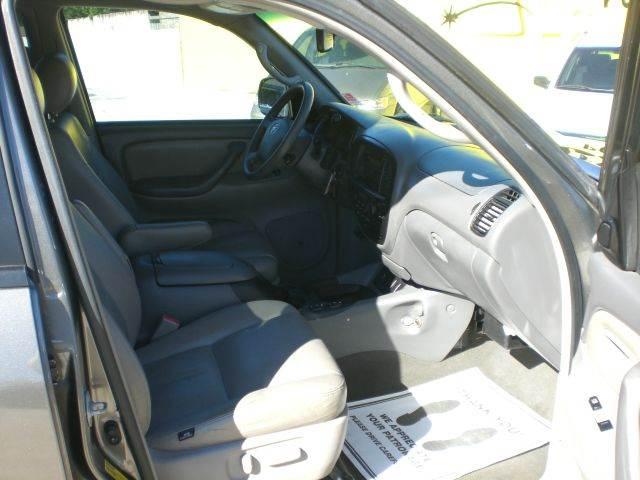 2007 Toyota Sequoia SR5 4dr SUV - Oklahoma City OK