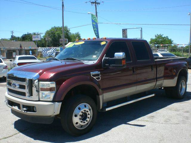 2009 Ford F-450 Super Duty King Ranch 4x4 4dr Crew Cab 8 ft. LB DRW - Oklahoma City OK