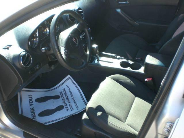 2008 Pontiac G6 4dr Sedan - Oklahoma City OK