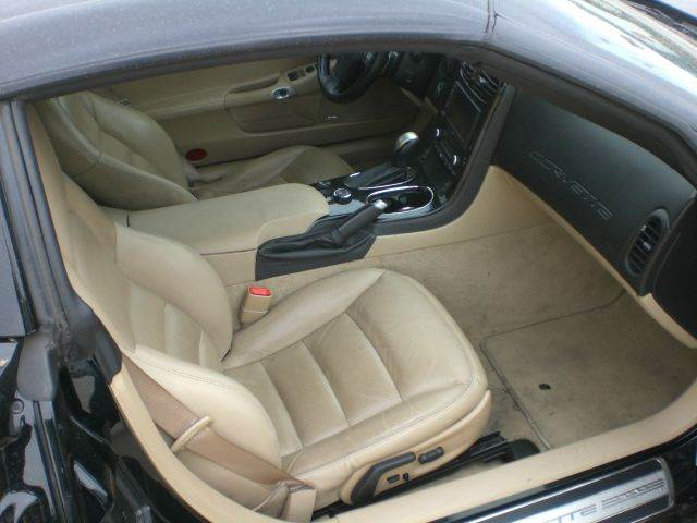 2008 Chevrolet Corvette Base 2dr Coupe - Oklahoma City OK