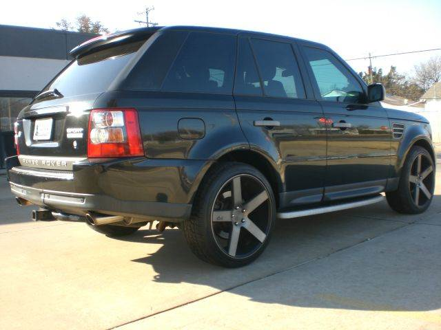 2006 Land Rover Range Rover Sport Supercharged 4dr SUV 4WD - Oklahoma City OK