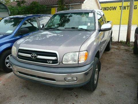 2000 Toyota Tundra for sale in Oklahoma City, OK