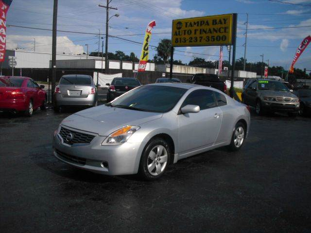 2008 nissan altima coupe for sale in florida www. Black Bedroom Furniture Sets. Home Design Ideas
