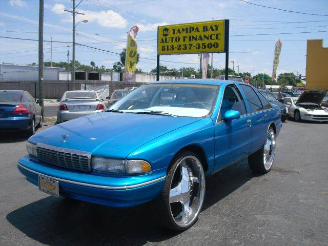 Tampa auto loans
