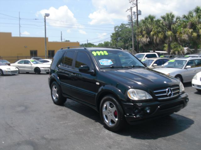 2001 mercedes benz m class ml55 amg in tampa brandon for Tampa bay mercedes benz
