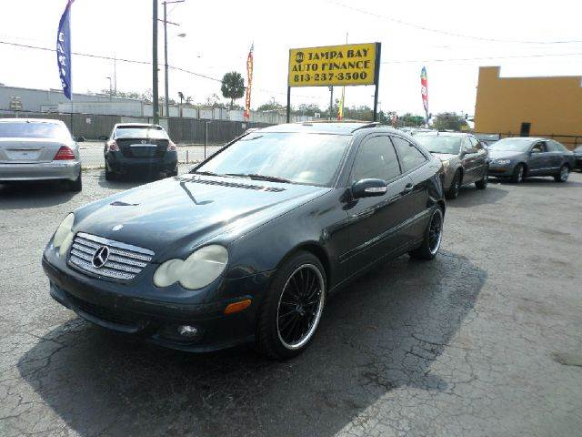 2005 mercedes benz c class c230 k sport coupe in tampa for Tampa bay mercedes benz