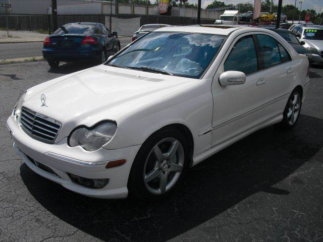 2005 mercedes benz c class c230 k sport sedan in tampa for Tampa bay mercedes benz
