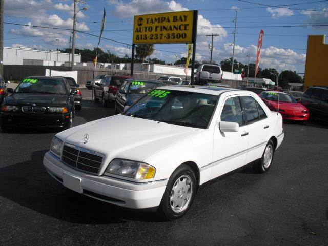 1996 mercedes benz c class c280 in tampa brandon for Tampa bay mercedes benz
