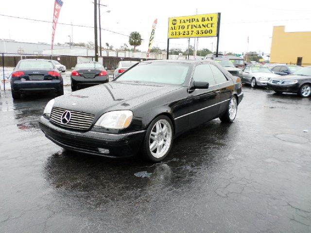 1997 mercedes benz s class s600 coupe in tampa brandon for 1997 mercedes benz s600