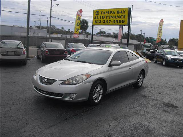 2006 toyota camry solara se in tampa brandon clearwater tampa bay auto finance. Black Bedroom Furniture Sets. Home Design Ideas