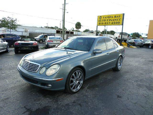 Used 2005 mercedes benz e class e500 4dr in tampa fl at for Mercedes benz tampa fl