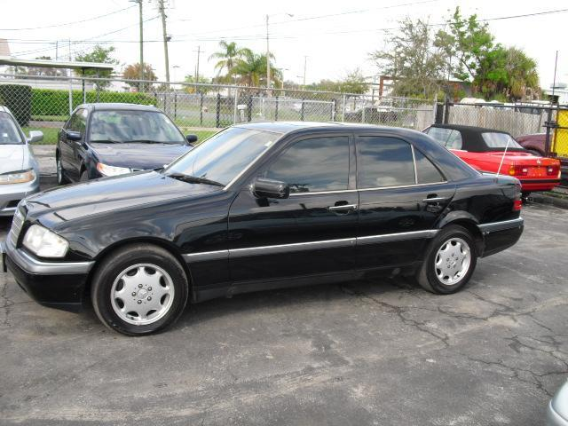 1994 mercedes benz c class c280 in tampa brandon for Tampa bay mercedes benz