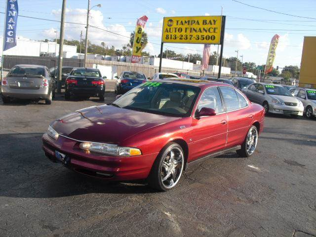 2001 oldsmobile intrigue gl in tampa brandon clearwater. Black Bedroom Furniture Sets. Home Design Ideas