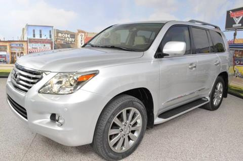 2011 Lexus LX 570 For Sale In Carrollton, TX