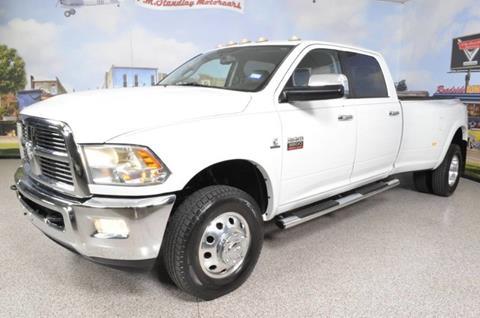 2012 RAM Ram Pickup 3500 for sale in Carrollton, TX