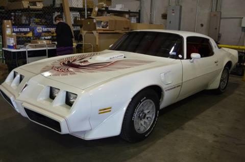 1981 Pontiac Firebird for sale in Carrollton, TX