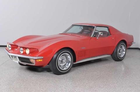 1971 Chevrolet Corvette for sale in Carrollton, TX