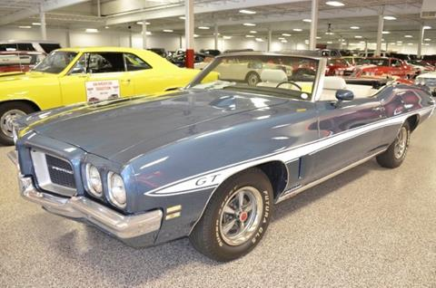 1972 Pontiac Le Mans for sale in Carrollton, TX