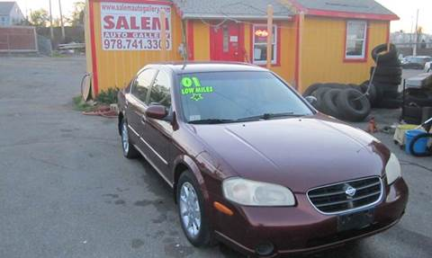 2001 Nissan Maxima for sale in Salem, MA