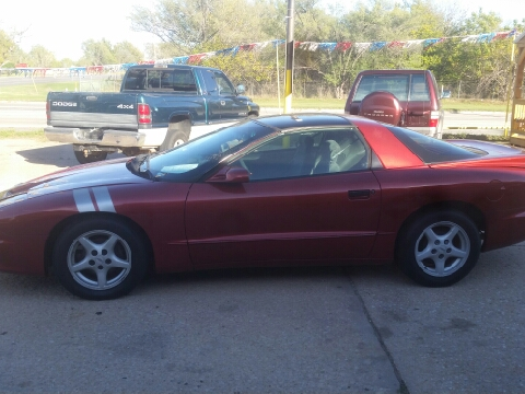 1997 Pontiac Firebird for sale in Wichita, KS
