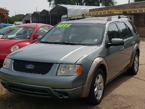 2005 Ford Freestyle for sale in Wichita, KS
