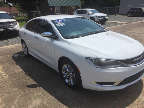 2016 Chrysler 200 for sale in Pine Bluff, AR